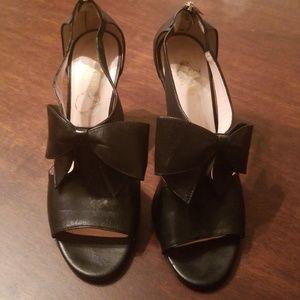 Kate Spade black heel